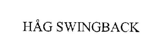 HAG SWINGBACK