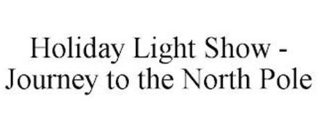 HOLIDAY LIGHT SHOW - JOURNEY TO THE NORTH POLE