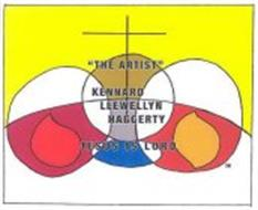 """THE ARTIST"" KENNARD LLEWELLYN HAGGERTY JESUS IS LORD"