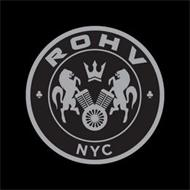 ROHV NYC