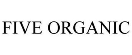 FIVE ORGANIC