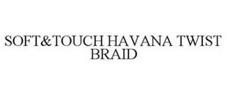 SOFT&TOUCH HAVANA TWIST BRAID