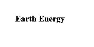 EARTH ENERGY