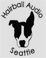 HAIRBALL AUDIO SEATTLE