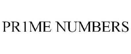 PR1ME NUMBERS