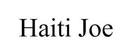 HAITI JOE