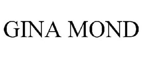 GINA MOND Trademark of Halas Eugenia. Serial Number