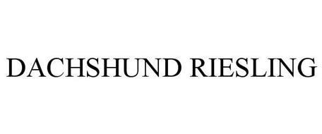 DACHSHUND RIESLING