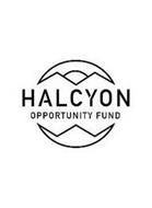 HALCYON OPPORTUNITY FUND