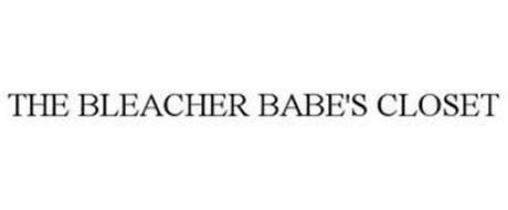 THE BLEACHER BABE'S CLOSET