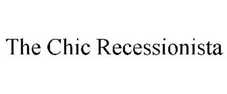 THE CHIC RECESSIONISTA