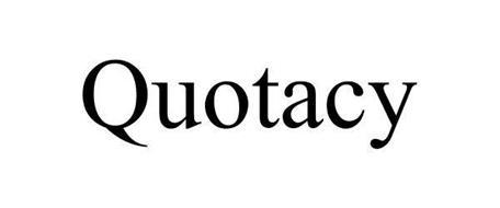 QUOTACY