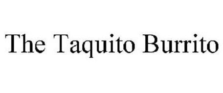 THE TAQUITO BURRITO