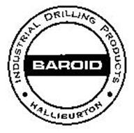 BAROID INDUSTRIAL DRILLING PRODUCTS HALLIBURTON
