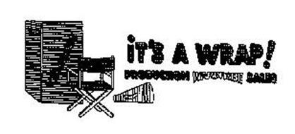 IT'S A WRAP! PRODUCTION WARDROBE SALES WARDROBE