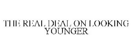 THE REAL DEAL ON LOOKING YOUNGER