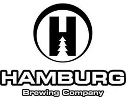 H HAMBURG BREWING COMPANY