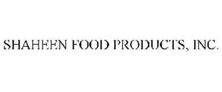 SHAHEEN FOOD PRODUCTS, INC.