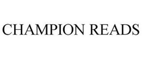CHAMPION READS
