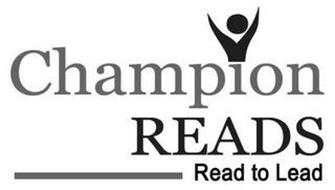 CHAMPION READS READ TO LEAD