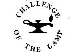 CHALLENGE OF THE LAMP