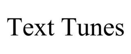 TEXT TUNES