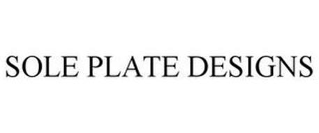 SOLE PLATE DESIGNS