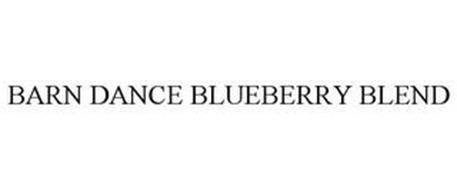 BARN DANCE BLUEBERRY BLEND