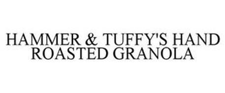 HAMMER & TUFFY'S HAND ROASTED GRANOLA