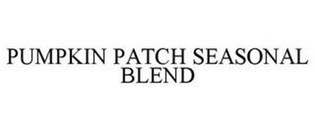 PUMPKIN PATCH SEASONAL BLEND
