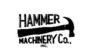 HAMMER MACHINERY CO., INC.