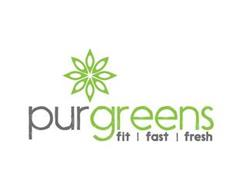 PURGREENS FIT | FAST | FRESH