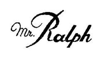 MR. RALPH