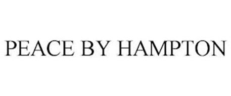 PEACE BY HAMPTON