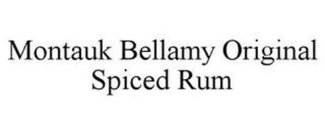 MONTAUK BELLAMY ORIGINAL SPICED RUM