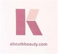 K ABOUTKBEAUTY.COM