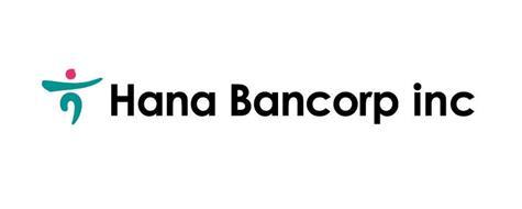 HANA BANCORP INC