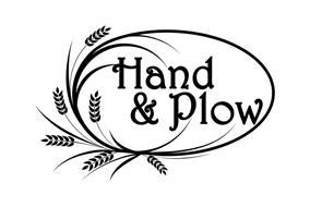 HAND & PLOW