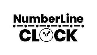 NUMBERLINE CLOCK