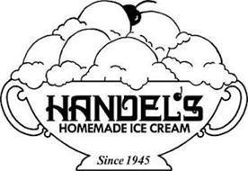 HANDEL'S HOMEMADE ICE CREAM SINCE 1945