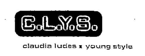 C.L.Y.S. CLAUDIA LUDES · YOUNG STYLE
