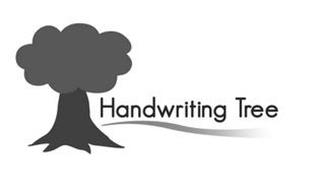 HANDWRITING TREE