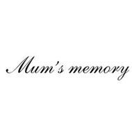 MUM'S MEMORY