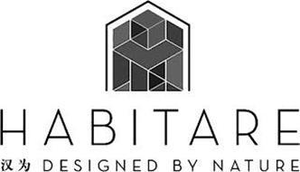 HABITARE DESIGNED BY NATURE