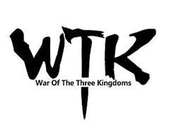 WTK WAR OF THE THREE KINGDOMS