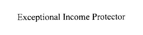 EXCEPTIONAL INCOME PROTECTOR
