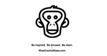 BE INSPIRED. BE AMUSED. BE CLEAN. WISECRACKSWIPES.COM