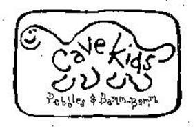 CAVE KIDS PEBBLES & BAMM-BAMM