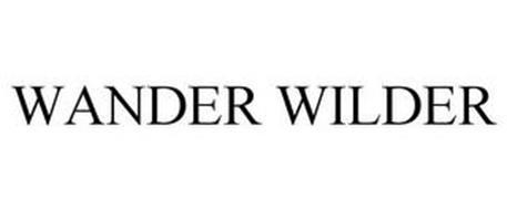 WANDER WILDER