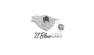 21 BLUELASH
